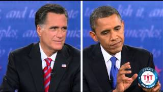 Download Obama Rips Romney in Final Debate - The Best Lines Video