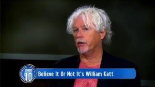 Download Believe It Or Not It's William Katt | Studio 10 Video