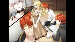 Download [Mystic Messenger] Secret Ending / Final Secreto | Seven & Saeran | ESPAÑOL (2/4) Video