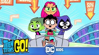 Download Teen Titans Go! | Ghosts Of Black Friday | DC Kids Video