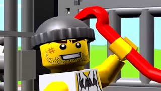 Download เกมส์ ตำรวจจับผู้ร้ายแหกคุก เลโก้จูเนียร์เควส LEGO Video