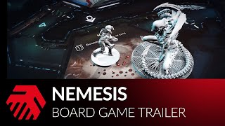 Download Nemesis by Awaken Realms Kickstarter Trailer Video