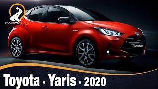 Download Toyota Yaris 2020   Primeras Imágenes e Información   LA REVOLUCIÓN HÍBRIDA... Video