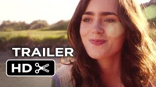 Download Love, Rosie Official Trailer #1 (2014) - Lilly Collins, Sam Claflin Movie HD Video