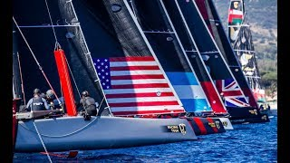 Download Day 2 GC32 Villasimius Cup 2019 - GC32 leader tie as Villasimius turns up the volume Video