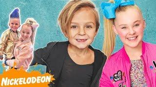 Download CASPIAN Join's Nickelodeon with JOJO SIWA!! | Slyfox Family Video