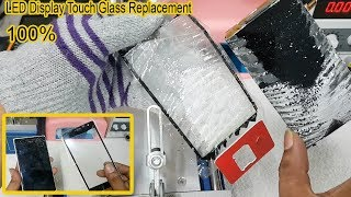 Download LCD/LED Touch Screen digitizer Glass only Replacement- Lumia 730/735 Full HD Video