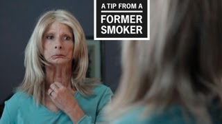 Download CDC: Tips From Former Smokers - Terrie's Tip Ad Video