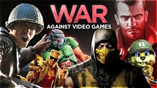 Download The War Against Video Games Video