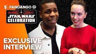 Download Exclusive Star Wars: The Last Jedi Cast Interviews (2017) | Fandango All Access Video