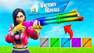 Download *NEW* COMBAT SHOTGUN ONLY Challenge! (Fortnite) Video
