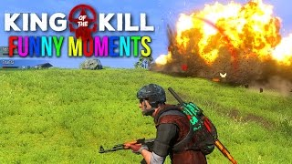 Download H1Z1 King of the Kill - Funny Moments with Richard 😂 Video