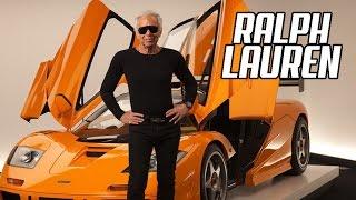 Download COLECCIÓN DE AUTOS RALPH LAUREN | CAR COLLECTION | WHATTHECAR Video