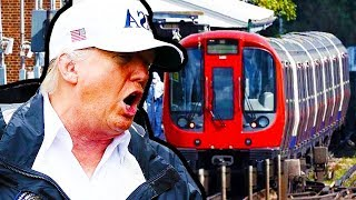 Download Trump On London Train Bombing Video