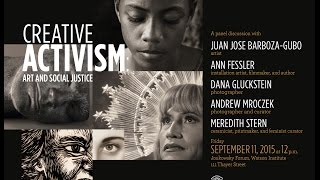 Download Creative Activism: Art and Social Justice Video