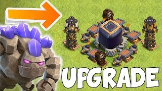Download GRAB ALL THE LOOT YOU CAN!! | clash of clans | Upgrading golem! Video