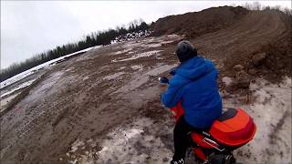 Download Off road e bikes LOTS OF MUD!!! Video