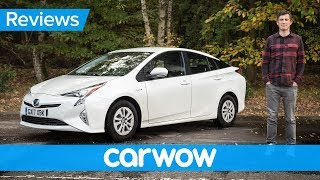 Download Toyota Prius 2018 hybrid in-depth review   carwow Reviews Video
