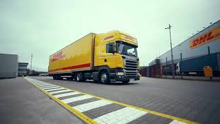 Download DHL Smart Warehouse Video