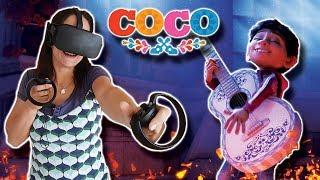 Download PELÍCULA COCO (PIXAR) EN REALIDAD VIRTUAL | Experiencia y Curiosidades (Español) Video