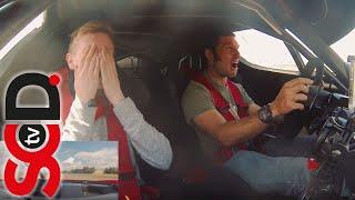 Download GUY MARTIN drives Ferrari FXX | Reaction video Video