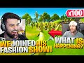 Download Stream Sniping Fashion Shows with 100 PEELY SKINS! (Fortnite Battle Royale) Video