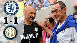 Download Chelsea vs Inter 1-1 (5-4) All Goals & Highlights 2018 Video