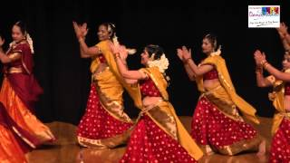 Download Ladies dance performance on a medley of south Indian song by Sampada's Dance Studio students Video