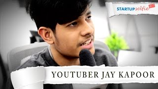 Download Jay Kapoor: India's youngest Tech YouTuber   Startup Selfie Video