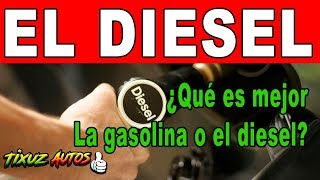 Download El diesel ¿Mejor que la gasolina? I Tixuz Autos Video