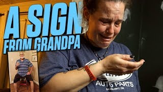 Download A SIGN FROM ANGRY GRANDPA Video