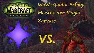 Download WoW-Guide: Erfolg: Meister der Magie - Xorvasc - Händel mit Satyrn Video