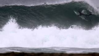 Download Cold Water Surfing with Pete Devries in Tofino, B.C. Video