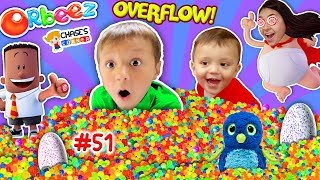 Download Chase's Corner: 1 MILLION ORBEEZ TOY SURPRISE! (#51| DOH MUCH FUN) Video