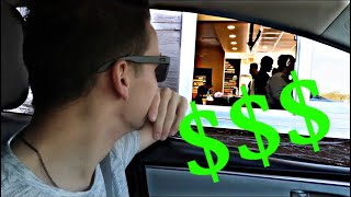Download Drive-Thru ROULETTE**CANT BELIEVE HE BOUGHT THAT!** Video
