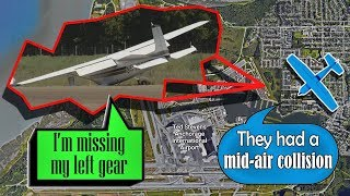 Download [REAL ATC] Two Cessnas COLLIDED MIDAIR north of Anchorage! Video