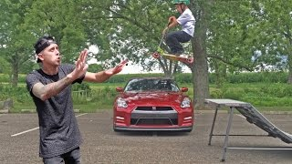 Download ROCCO JUMPS ROMAN ATWOODS GTR! Video