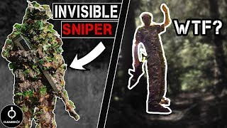 Download Scaring the $&*% out of Players in a Ghillie SUIT! (Close Range) Video