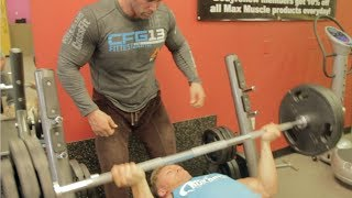 Download Swoldier Nation - Trainer Edtion - Arms with Mike O'Hearn Video