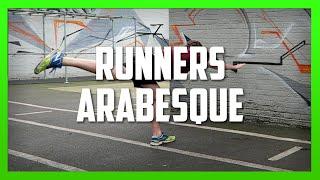 Download Single Leg Exercises: Runner's Arabesque [Ep39] Video