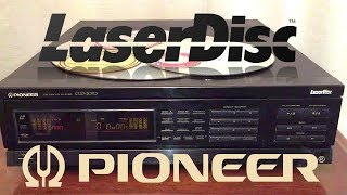 Download Laserdisc: Pioneer CLD-2070 Multimedia Player Demo & Fix Video
