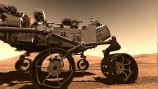 Download Полное видео посадки Кьюриосити на Марс . Video