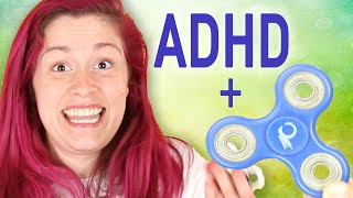Download People With ADHD Try Fidget Spinners For A Week Video