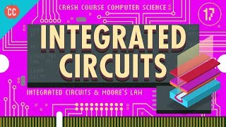 Download Integrated Circuits & Moore's Law: Crash Course Computer Science #17 Video