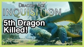 Download 5th Dragon Killed! Greater Mistral - Livestream Highlight - Dragon Age Inquisition Video