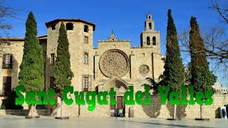 Download Sant Cugat del Valles ☕ HD 1080p50 Video