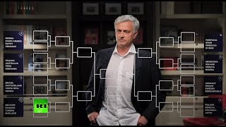 Download José Mourinho: Inside crystal foot-ball. Predictions for Group Stage in World Cup 2018 Video