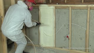 Download How to Install Spray Foam Insulation DIY Video