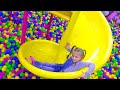 Download Fun Outdoor Playground for kids | Entertainment for Children Play Center Video