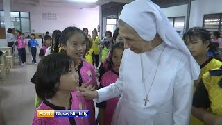 Download Pope Francis' visit to Thailand could be a family reunion - EWTN News Nightly Video